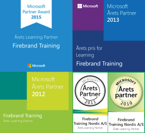 Årets Microsoft Learning Partner